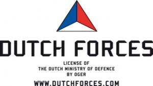 Sporthorloge voor DH2TX2013 gesponsord door Dutch Forces