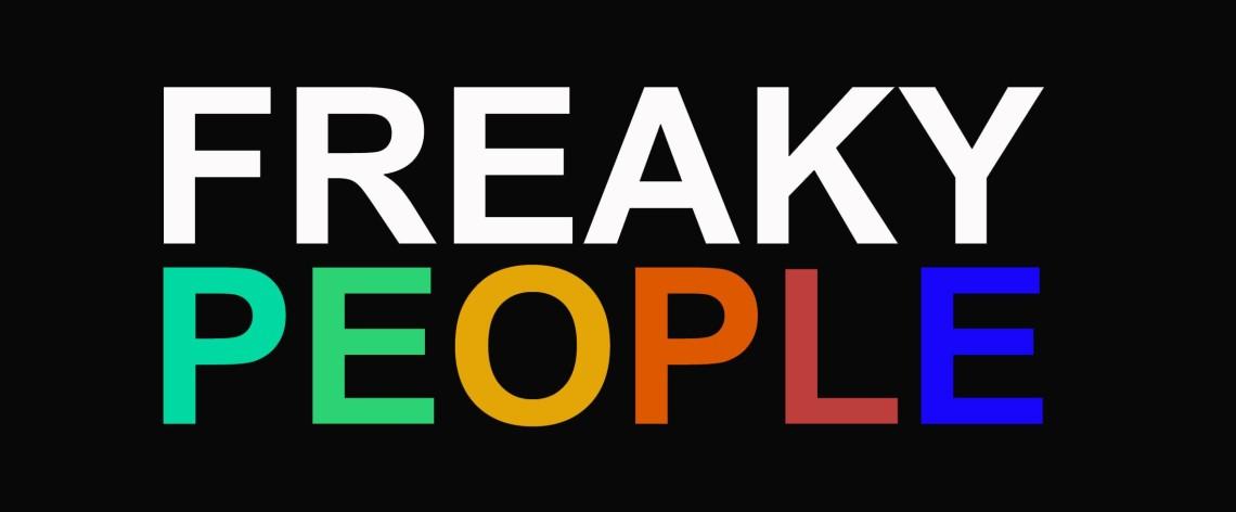 Freaky People Logo 001