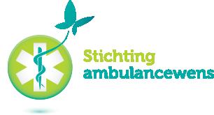 Logo stichting ambulance wens