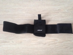De sportband voor je smartphone
