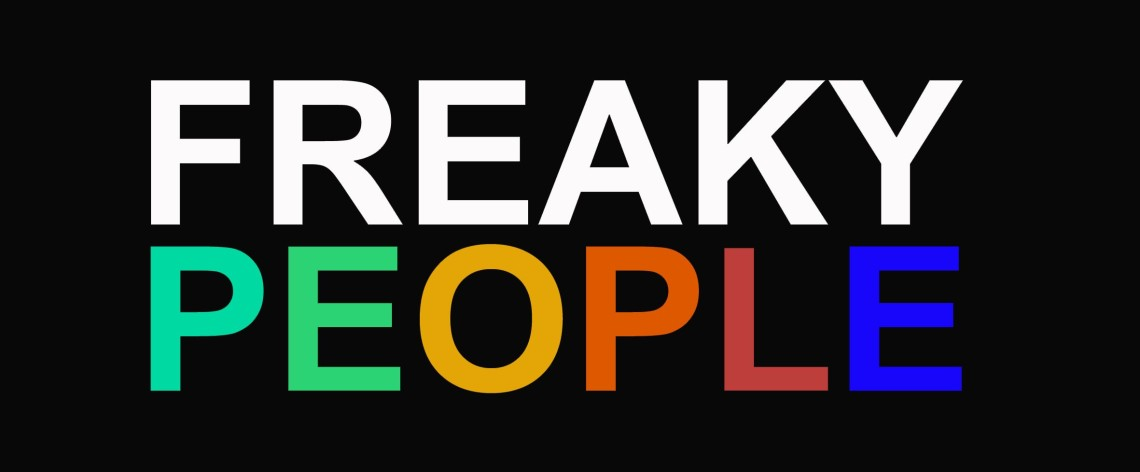 Freaky People Logo 001