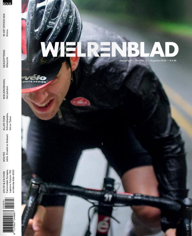 Cover wielrenblad
